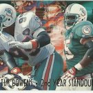 1995   Fleer Ultra    2nd Year Standouts Insert    # 3   Tim Bowens