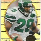 1996    Pinnacle Summit  Silver Foil Parallel  Refractor # 56  Adrian Murrell