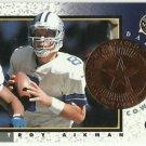 1997   Pinnacle  Mint Collection  # 5  Troy Aikman   HOF'er