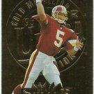1995   Fleer Ultra  Gold Medallion  #  343   Heath Shuler