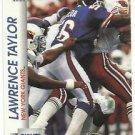1992   Pro Set    # 597   Lawrence Taylor   HOF'er