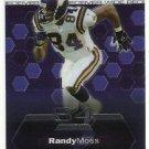 2003   Topps  Finest  # 5   Randy Moss