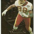 1995   Fleer Ultra  Gold Medallion  #  345   Tony Woods