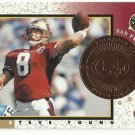 1997   Pinnacle  Mint Collection   # 6   Steve Young