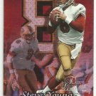 1999   Flair Showcase    Passion    Seat 2 / Row 96   Steve Young