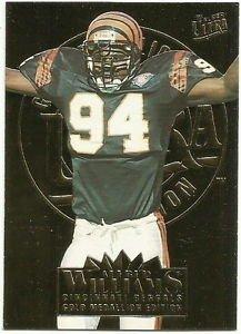 1995   Fleer Ultra  Gold Medallion  #  57   Alfred Williams