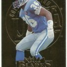 1995   Fleer Ultra  Gold Medallion  #  97   Bennie Blades