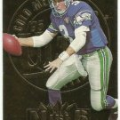1995   Fleer Ultra  Gold Medallion  #  318   Rick Mirer