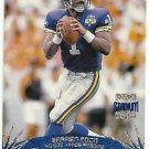 1996   Stadium Club  Shinning Moment  # 167  Warren Moon    HOF'er!