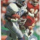 1991  Pro Set   Platinum    # 33   Barry Sanders