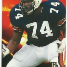 1994   Fleer    Prospects  Insert     # 10    Wayne Gandy  RC!
