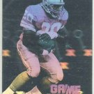 1991  UD  Game Breakers Hologram   # GB1   Barry Sanders    HOF'er