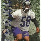 1997  Skybox Premium   Rookie Preview Insert  # 3  Peter Boulware  RC!