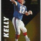 1995   Pinnacle  Zenith  #  Z28   Jim Kelly   HOF'er