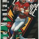 1994   Classic Experience  Insert  # AFC 3   Joe Montana  HOF'er