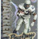1995   Stadium Club  Power Surge  Insert   # PS3  Chris Warren