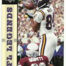 2004   Upper Deck   NFL Legends   # 49   Randy Moss