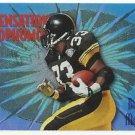 1995  Topps   Sensational Sophmores Insert   # 10   Byron Morris