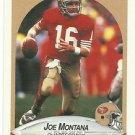 1990    Fleer    # 10   Joe Montana    HOF'er