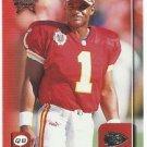 1999   Leaf  Rookies & Stars  # 102  Warren Moon    HOF'er!