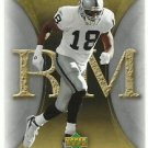 2007   UD  Artifacts   #  75   Randy Moss