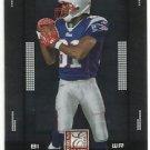 2008     Donruss  Elite  #  59   Randy Moss