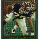 1996  Topps Chrome  40TH Anniversary    #  120  Bruce Smith