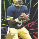 1995   Fleer    Prospects  Insert      # 12    Steve McNair    RC!