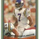 1999   Topps    # 317  Randall Cunningham