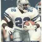 1991   Pro Set    # 485   Emmitt Smith