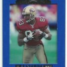 1999   Playoff Absolute   SSD   Blue    # 91   J.J. Stokes