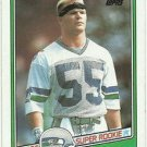 1988  Topps    Super Rookie   # 144  Brian Bosworth