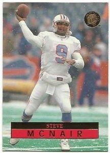 1996   Fleer Ultra    # 61   Steve McNair