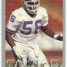 1993   Fleer  # 477   Lawrence Taylor   HOF'er