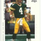 2000    SP Authentic   # 32   Brett Favre