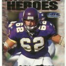 1999  Fleer Tradition Unsung Heroes Insert  # 16  Jeff Christy