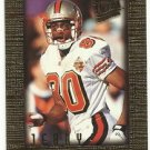 1996  Fleer Ultra  Sensations  Gold    # 91   Jerry Rice   HOF'er