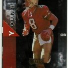 1998  Playoff  SSD Momentum   # 202   Steve Young