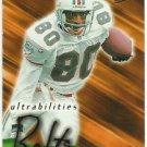 1995  Fleer Ultra  Ultrabilities  Insert # 15   Irving Fryar