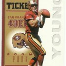 1998   Playoff Contenders   # 67   Steve Young