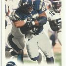 1999   Fleer Focus  #  26  Natrone Means