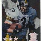1999  Topps Stars   # 35  Jerome Bettis   HOF'er