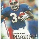 1997   Fleer  # 268   Thurman Thomas