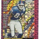 2000 Topps Own the Game Insert   # OTG 23   Amani Toomer