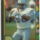 1991  Wild Card   # 89   Barry Sanders    HOF'er