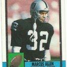 1990  Topps  # 289   Marcus Allen   HOF'er