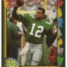 1991   Wild Card  # 61  Randall Cunningham