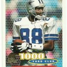 1996  Topps  40TH. Anniversary  1000 Yard Club  # 244   Michael Irvin   HOF'er