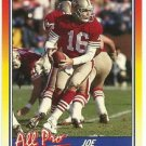 1990   Score   All Pro    # 582   Joe Montana   HOF'er
