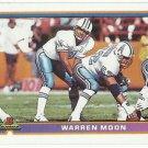 1991   Bowman  # 180   Warren Moon    HOF'er!